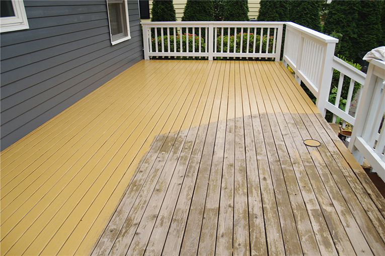 Taking Care of Your Deck - Karens Company